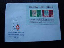 SUISSE - enveloppe 1/3/1966 (cy90) switzerland