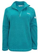 Regatta DUCHESS-PINK Mid Weight Half Zip Honeycomb Fleece Jacket