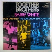 Barry WhiteLove UnlimitedLove Unlimited OrchestraTogether Brothers ST-101