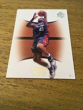 LeBron James  Cavaliers  2007-2008 SP Authentic #78