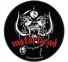 Motorhead War Pig Woven Patch M009P Metallica Judas Priest Bad Brains Ramones