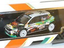 1/43 Skoda Fabia R5 Evo + lightpod    Rally Condroz 2019  C.De Cecco / J.Humblet