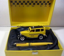 STYLO EVERSHARP SKYLINE YELOW CAB PLUME OR EDITION SPECIALE COLLECTION