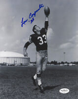 1961-62 PACKERS Lew Carpenter signed photo 8x10 JSA AUTO Autographed Green Bay