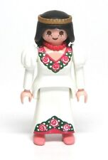 Playmobil Figure Princess Castle Lady in Waiting Long Wavy Hair Necklace 4253