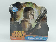 Disney Star Wars Boba Fett Collectors Puzzle 1000 Pieces New Free Shipping