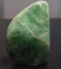 Fluorite 1696 grammes - Natural full polished fluorite Madagascar