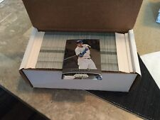 2015 Panini Prizm Baseball Complete Set With Rookies 1-200