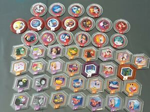 POWER DISCS DISNEY INFINITY 1.0  >>>AU CHOIX<<<