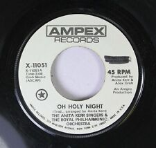 Pop Promo 45 The Anita Kerr Singers & The Royal Philharmonic Orchestra Oh Holy N