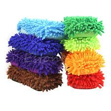 New Chenille Microfiber Car Vehicle Care Washing Brush Sponge Pad Cleaning Tool