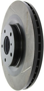 Disc Brake Rotor-AWD Front Left Stoptech 126.42080SL