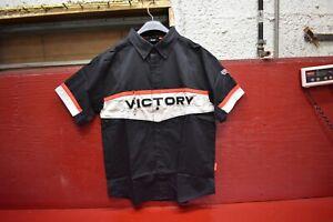Polaris Victory Mens work shirt medium Mechanics shirt medium