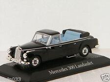 MERCEDES 300 D LANDAULET Adenauer 1963 NOREV 1/43 Ref 351232