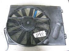 Mercedes-Benz W124 230E Air Con Radiator Auxiliary Fan with Shroud A0005007193