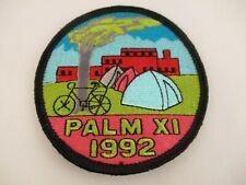 Vintage Patch PALM XI 1992 Cycling Bicycle Bike Camping