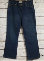 """Levi's 512 Perfectly Slimming Boot Jean Sz 14. 31"""" inseam"""