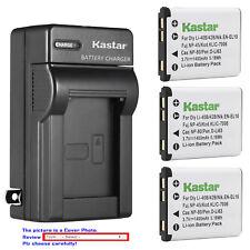 Kastar Wall Charger Battery for Kodak KLIC-7006 K7006 Kodak Easyshare M5370