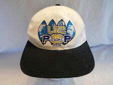 U2 PopMart Pop Mart Tour 97 1997 Baseball Cap Dad Hat Strapback