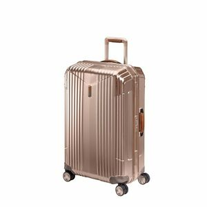 "NEW Hartmann 7R MASTER ROSE GOLD 73334-4357 26"" Medium Luggage Spinner"