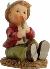 M I Hummel Shepherd w/Flute Mini Figurine NIB 828093 NEW BOX Children Nativity