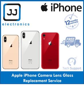 Apple iPhone Original Camera Lens Glass Repair Replacement Service