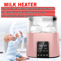 5 in 1 Electric Baby Bottle Steam Sterilizer Dryer Machine Warmer Milk Food