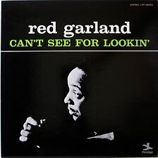 RED GARLAND / CAN'T SEE FOR LOOKIN' / PRESTIGE / JAZZ / TOSHIBA EMI JAPAN