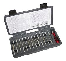 Lisle Corporation 71750 Led Quick Change Terminal Tool Set