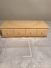 Vintage 1960s Barbie Susy Goose Hope Chest of Drawers House Furniture