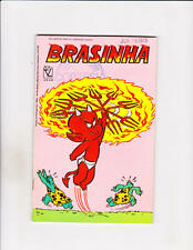 Brasinha No 2 1974 Brazilian Hot Stuff Twirling Pitch Fork Cover!