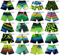 Men Beach Surf Boardshorts Quick Dry Swim Trunks Surfing Shorts Summer Swimwear