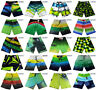 Men Beach Surf Boardshorts Quick Dry Swim Trunks Surfing Shorts Summer Swimwear