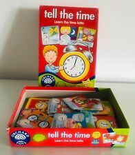 Orchard Toys: TELL THE TIME game Complete