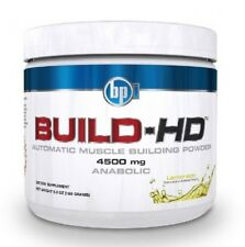 BPI Sports BUILD-HD Anabolic Muscle Builder 30 serv Lemonade