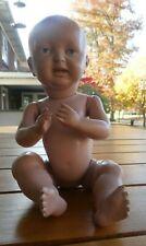 Antique Parsons Jackson Baby Doll Celluloid Biskoline 10in Stork Mark
