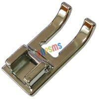Snap on Metal Open Toe Satin Stitch Foot FOR Singer Janome Kenmore Brother