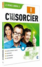 """DVD """"C est Pas Sorcier :le monde animal 2"""""""