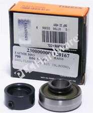 New TIMKEN RA010RRB FAFNIR Ball Insert Bearing Round Bore & Eccentric Collar Qty