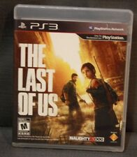 The Last of Us (Sony PlayStation 3, 2013) PS3 Video Game
