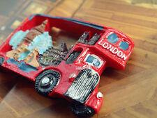 UK London Vereinigtes Königreich Wahrzeichen Reise Souvenir 3D Kühlschrankmagnet