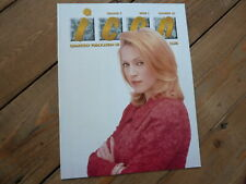 MADONNA Icon Fan Club Magazine Volume 7 Issue 1 Number 25 MINT OFFICIAL EVITA