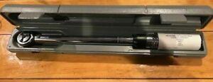 """Kobalt Micrometer Adjustable torque 3/8"""" wrench"""