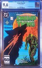 Swamp Thing (1982 2nd Series) #40  CGC 9.6