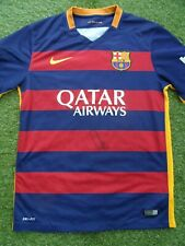 Ousmane Dembele Hand Signed FC Barcelona Home Football Shirt - France Autograph
