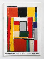 Roger Selden galleria del Naviglio 1998 Milano