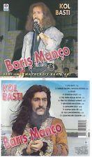 CD--BARIS MANCO -- -- KOL BASTI