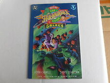 THE HITCHHIKERS GUIDE TO THE GALAXY  BOOK 1    TPB  DC  used