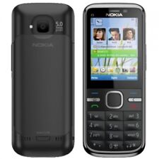 BRAND NEW NOKIA C5-00.2 UNLOCKED PHONE - BLUETOOTH - 5MP CAM - 3G - RADIO