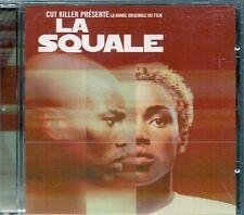 CD BOF / OST 17 TITRES--LA SQUALE--CUT KILLER/SAMET/TRIPTIK/LORD KOSSITY